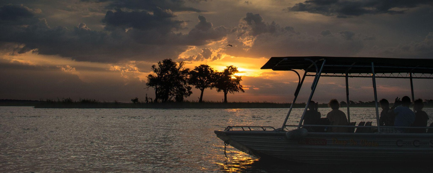 Boat Cruises at Chobe Water Villas